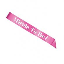 Good Girl / Bad Girl Bride to Be Sash