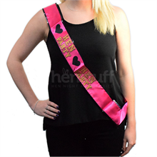 Hen Party Sequin Sash