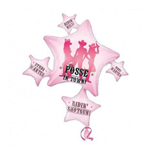 XL Party Posse SuperShape Balloon