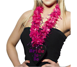 Hot Pink Bride to Be Lei