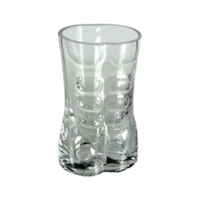 80 ml Sexy Male Shot Glass