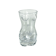 Naked Lady Shot Glass