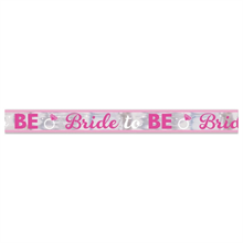 Hen Party Bride to Be Foil Banner 7.6m