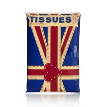 Union Jack Pocket Tissues