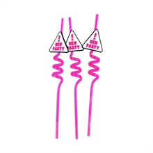 Hen Party Straws Pack Of 3